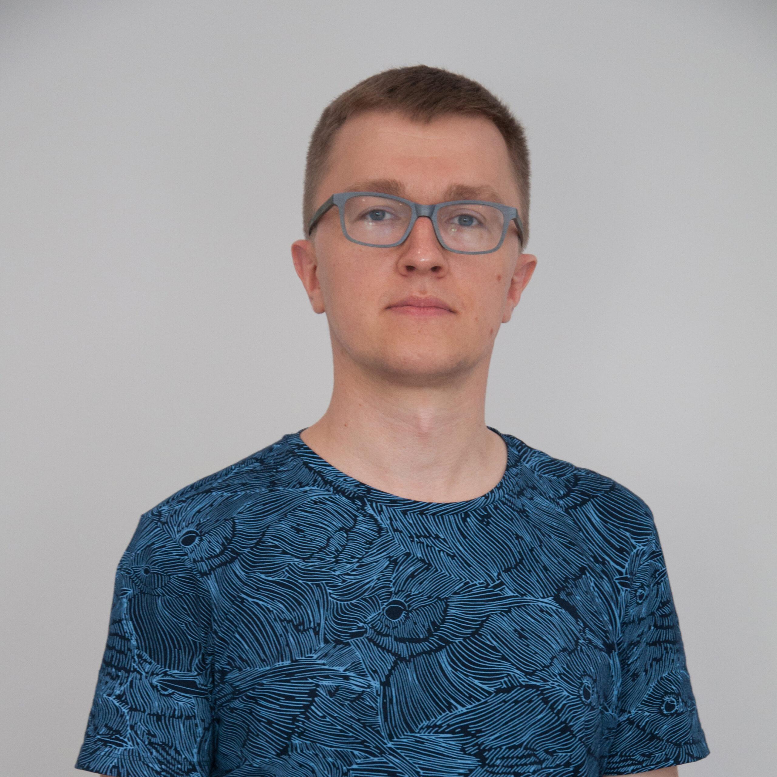 Dmytro Kanibolotskyy, MD