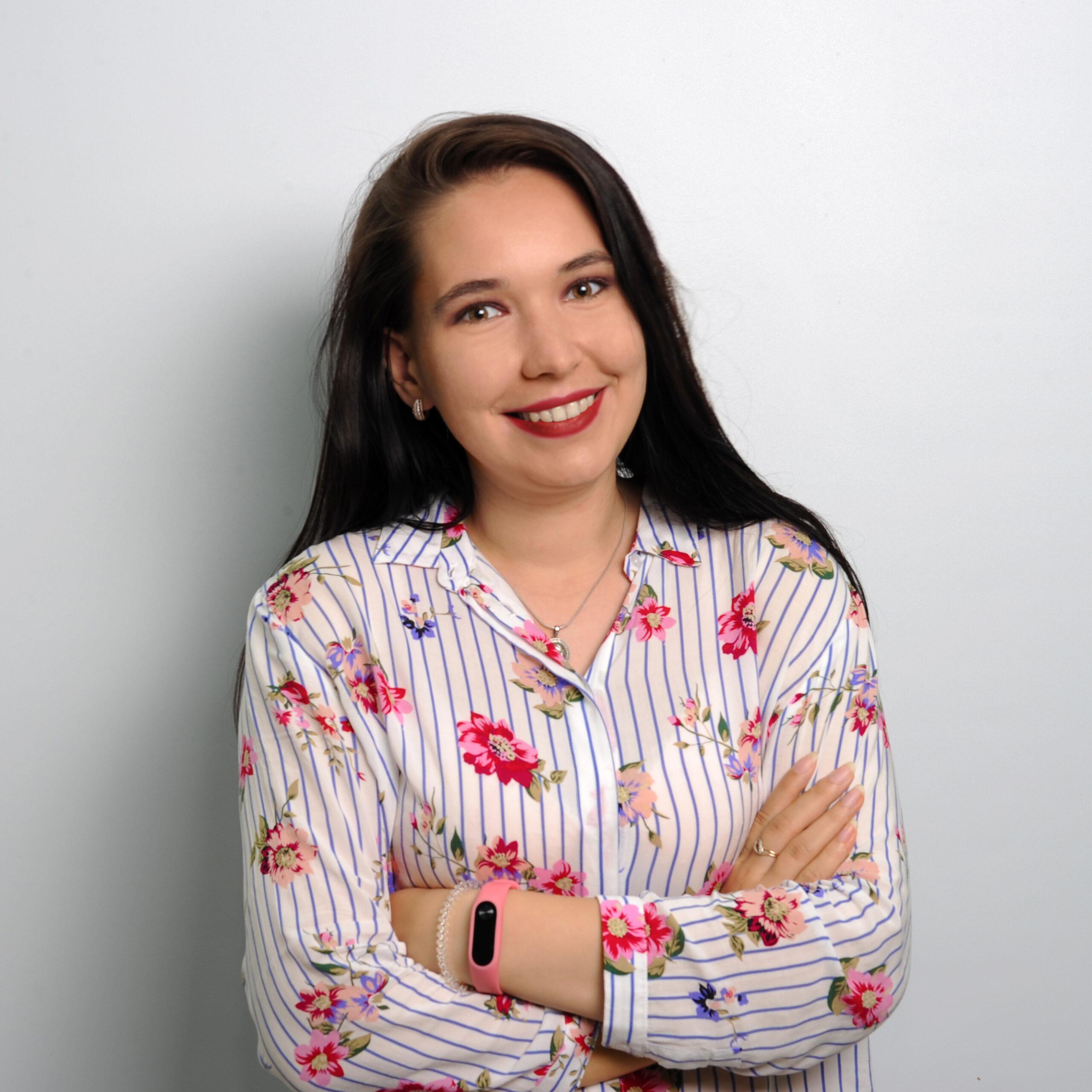 Maryna Khrolenko